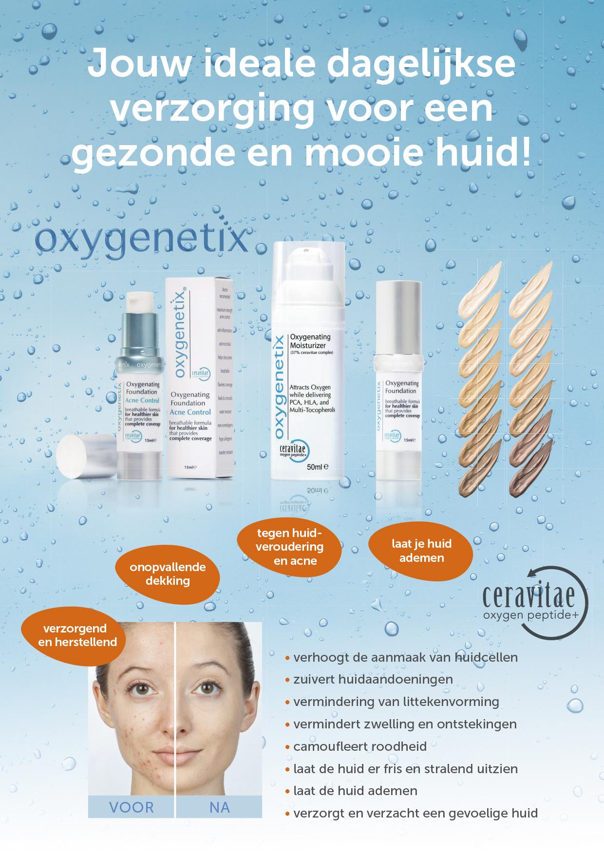 Oxygenetix